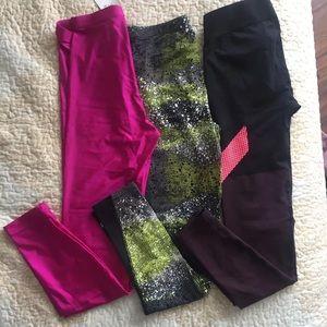 American Apparel Pants - Fuschia American Apparel Leggings